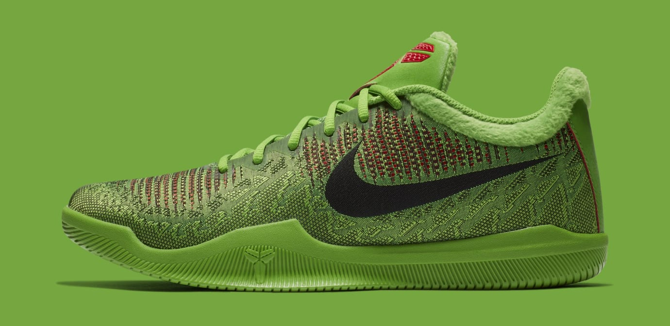 0b5d5f8166bbd0 Nike Mamba Rage EP  Electric Green  908974-300 (Lateral)