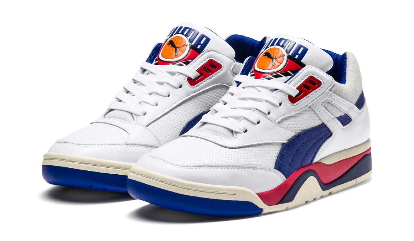 PUMA Palace Guard OG 'Puma WhiteSurf The WebRed' Release