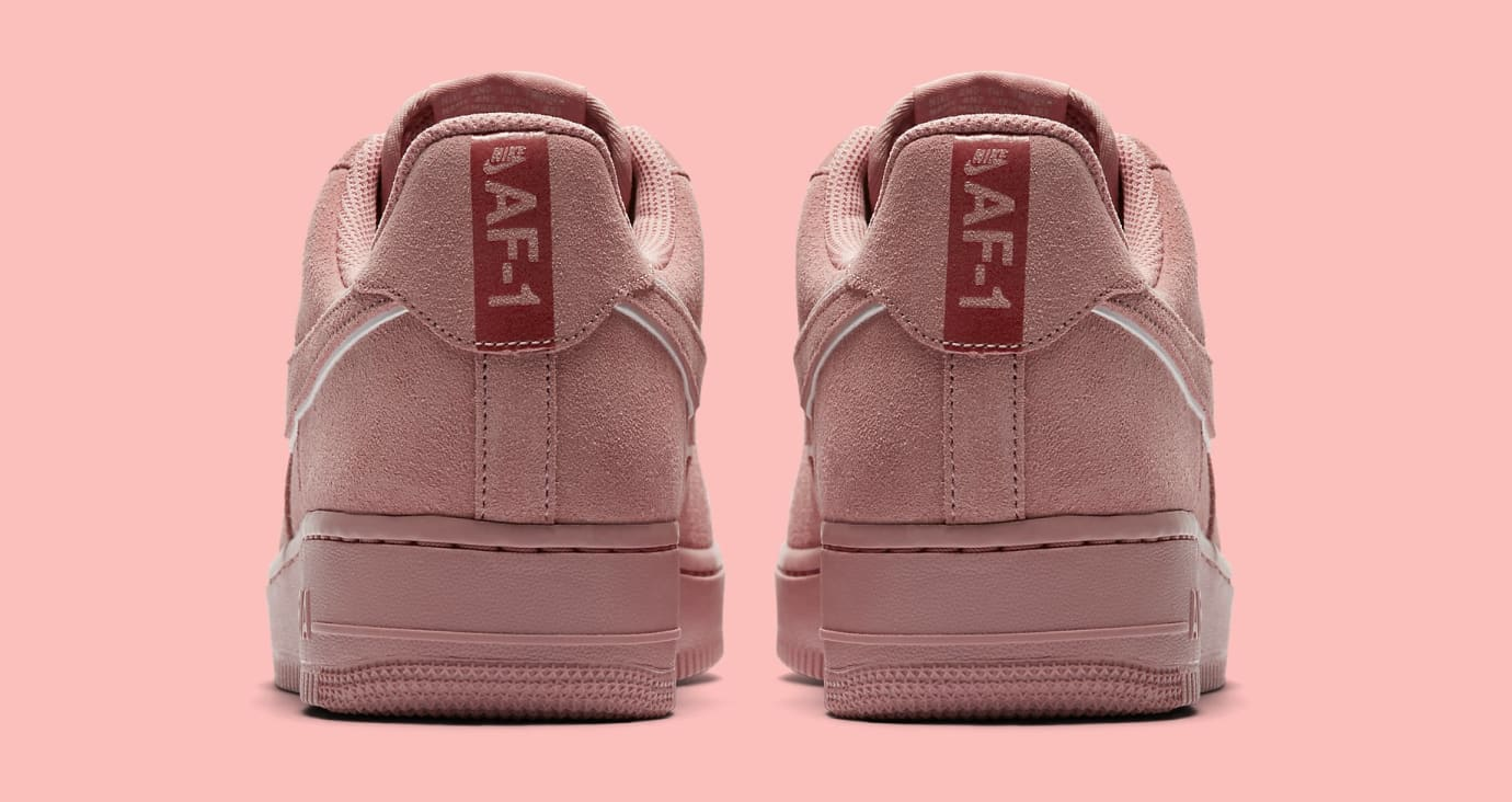 Nike Air Force 1 Suede AA1117-601 (Heel)