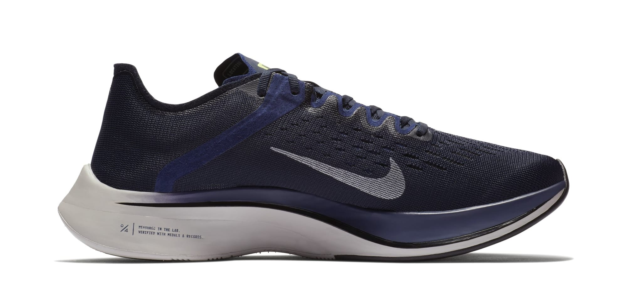 7eaa1cf8985c6a ... Image via Nike Nike Zoom Vaporfly 4% Obsidian 880847-405 (Medial) ...