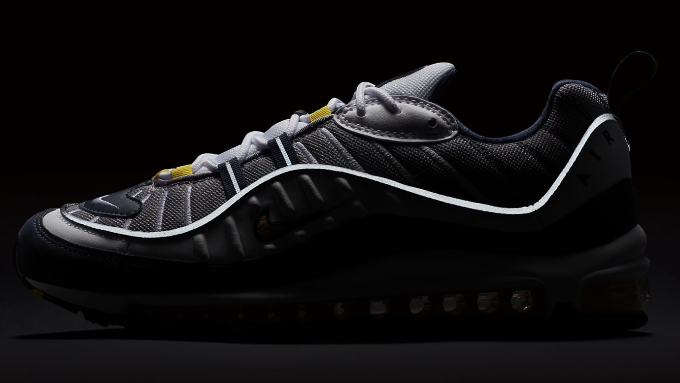 best loved b6c3b 026e3 Nike Air Max 98 'Tour Yellow' Releasing on Jan. 26 | Sole ...