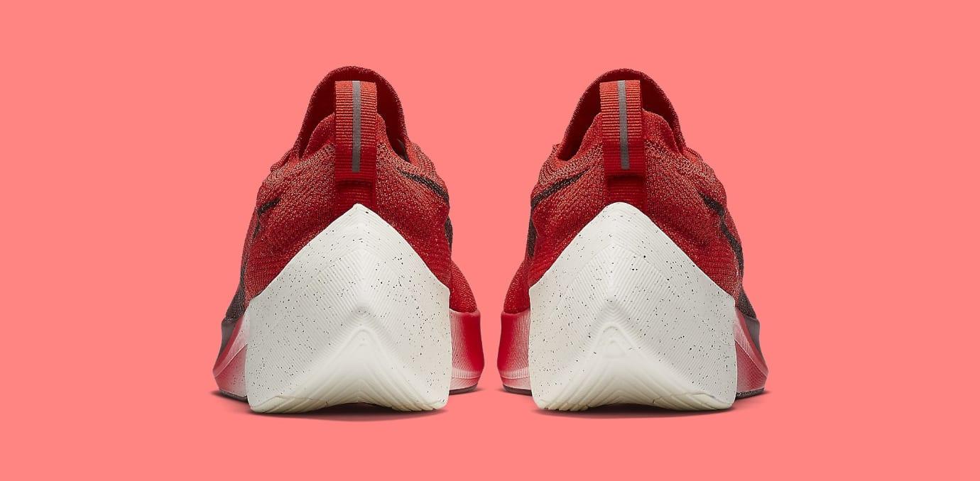 Nike Vapor Street Flyknit 'Red' AQ1763-600 (Heel)
