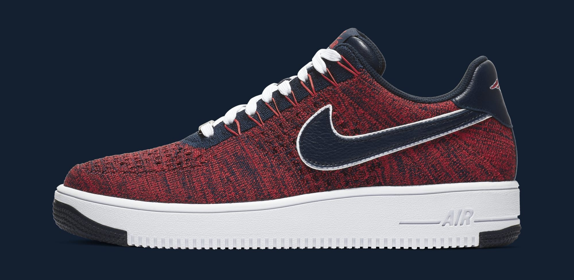 d1d23c31a7 ... sweden nike air force 1 ultra flyknit low rkk ah8425 600 lateral b0cfb  d36c7