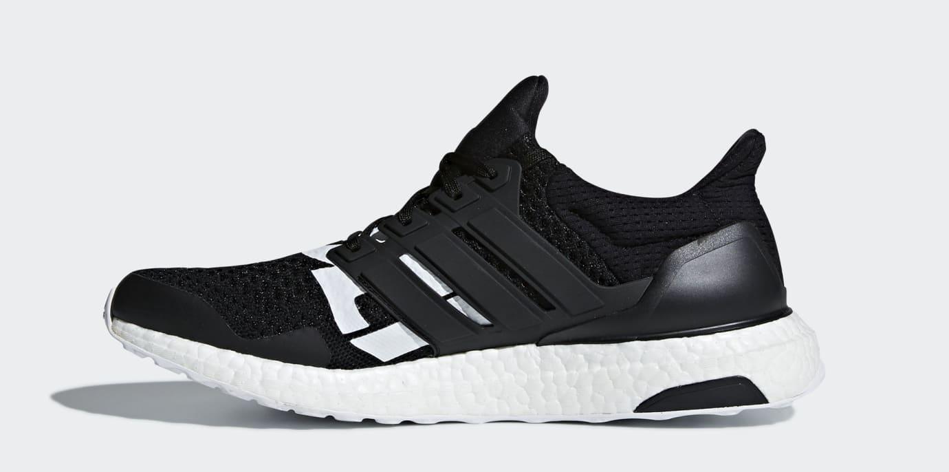 Undefeated x Adidas Ultra Boost B22480 (Medial)