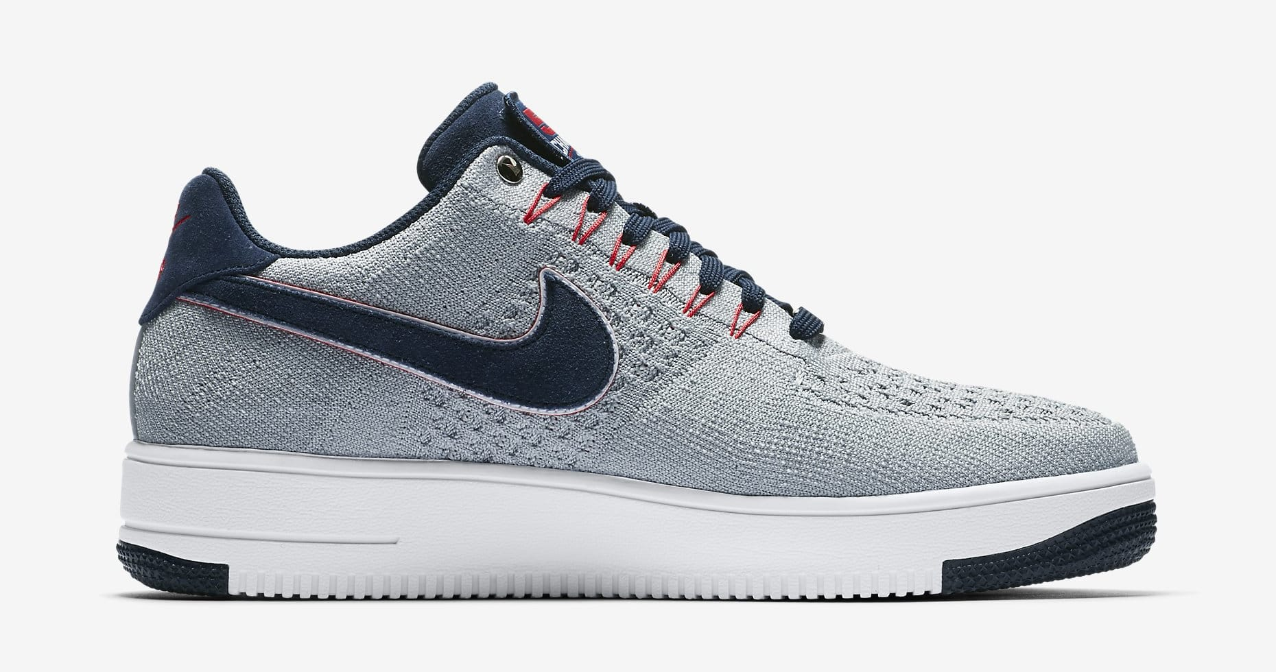 nike air force 1 low ultra flknit rkk new england patriots