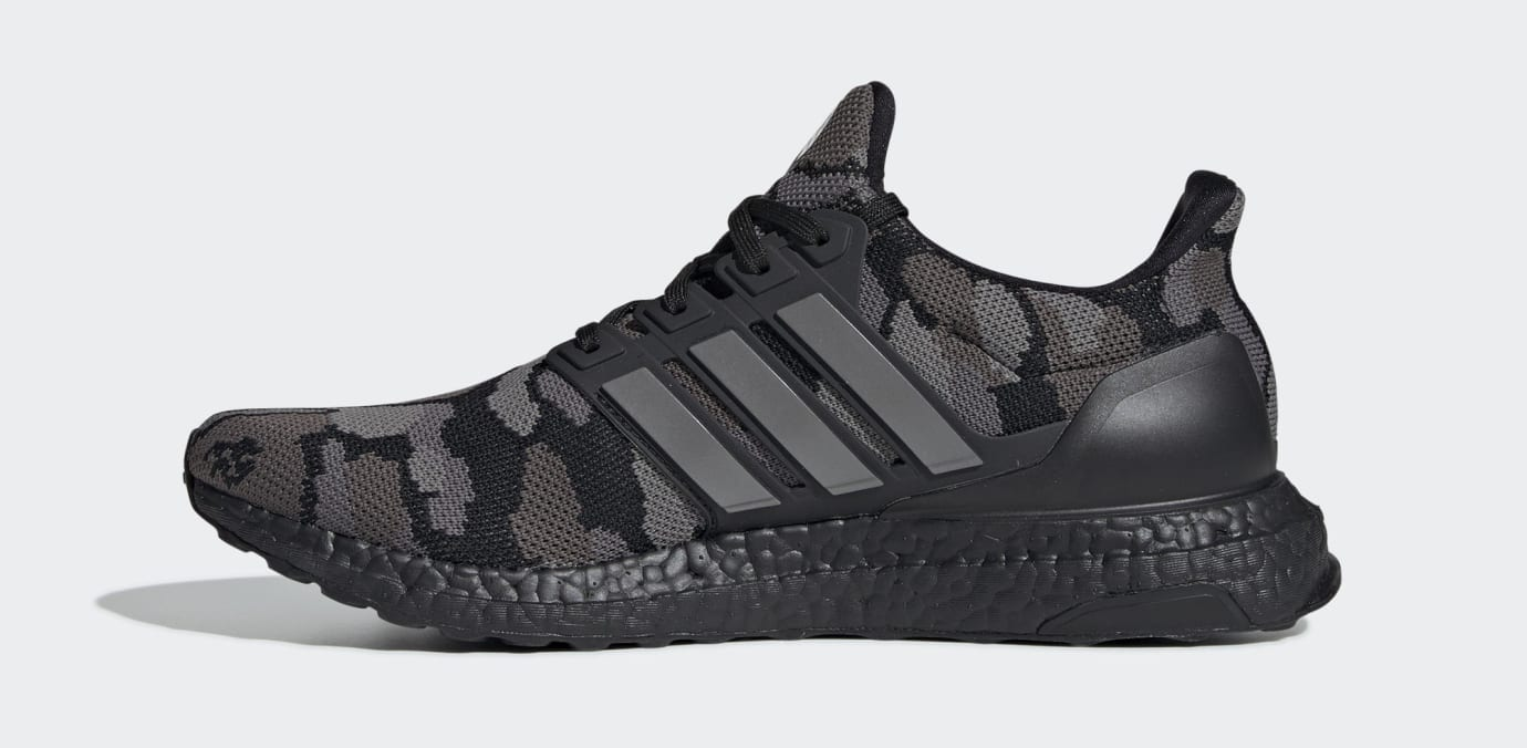 Bape x Adidas Ultra Boost G54784 (Medial)