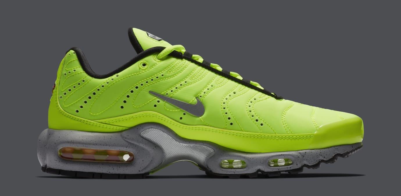 Nike Air Max Plus 'Full Volt' 815994-700 (Medial)
