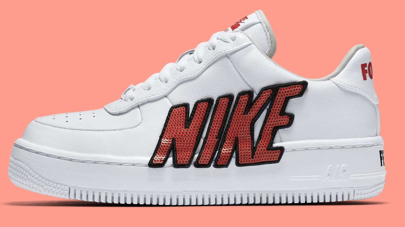 new style 79f5f 177b3 Nike Air Force 1 Upstep LX Releasing Feb. 15, 2018. | Sole ...