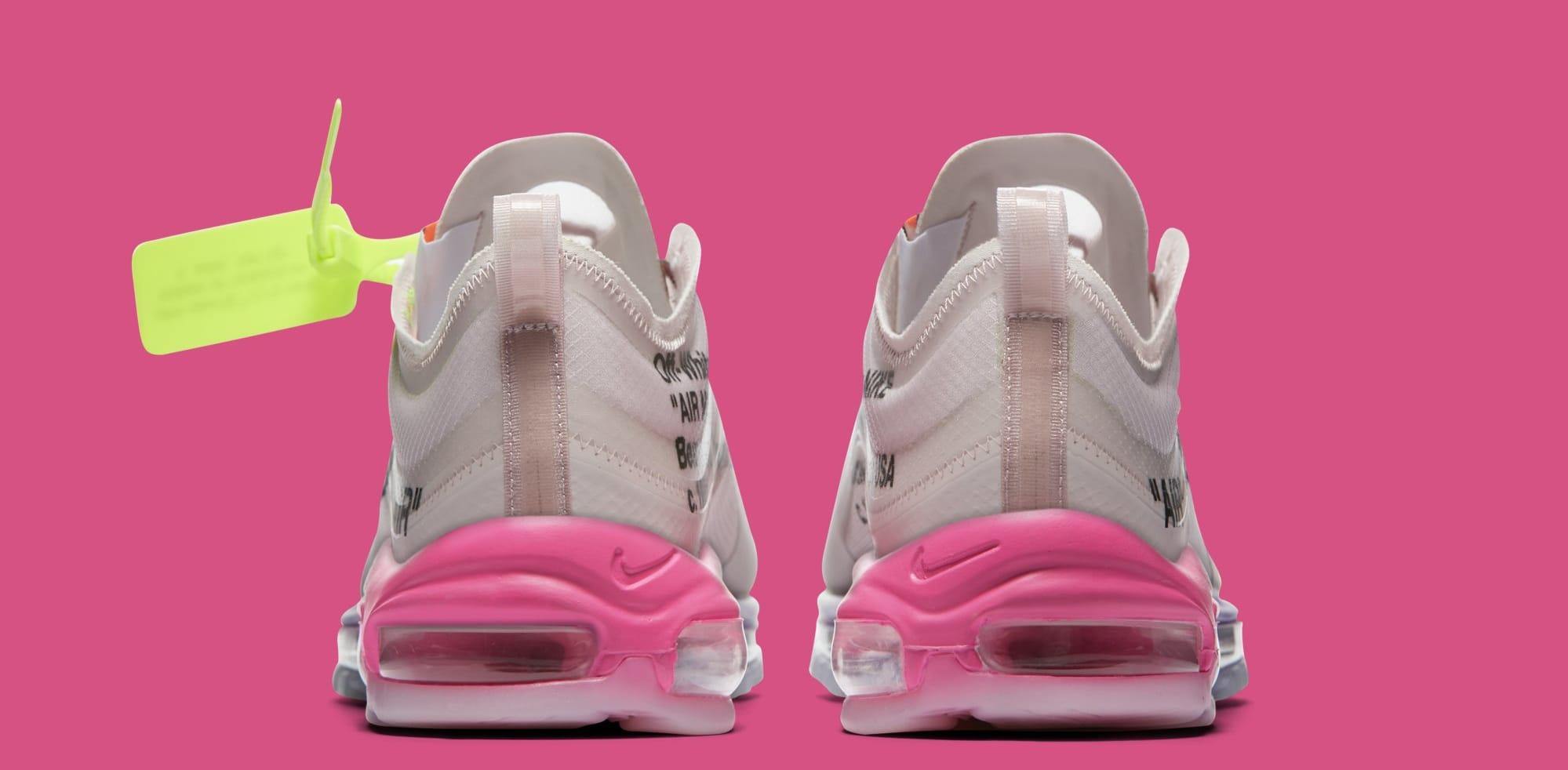 Off White x Nike Air Max 97 Serena Williams 'Queen' AJ4585