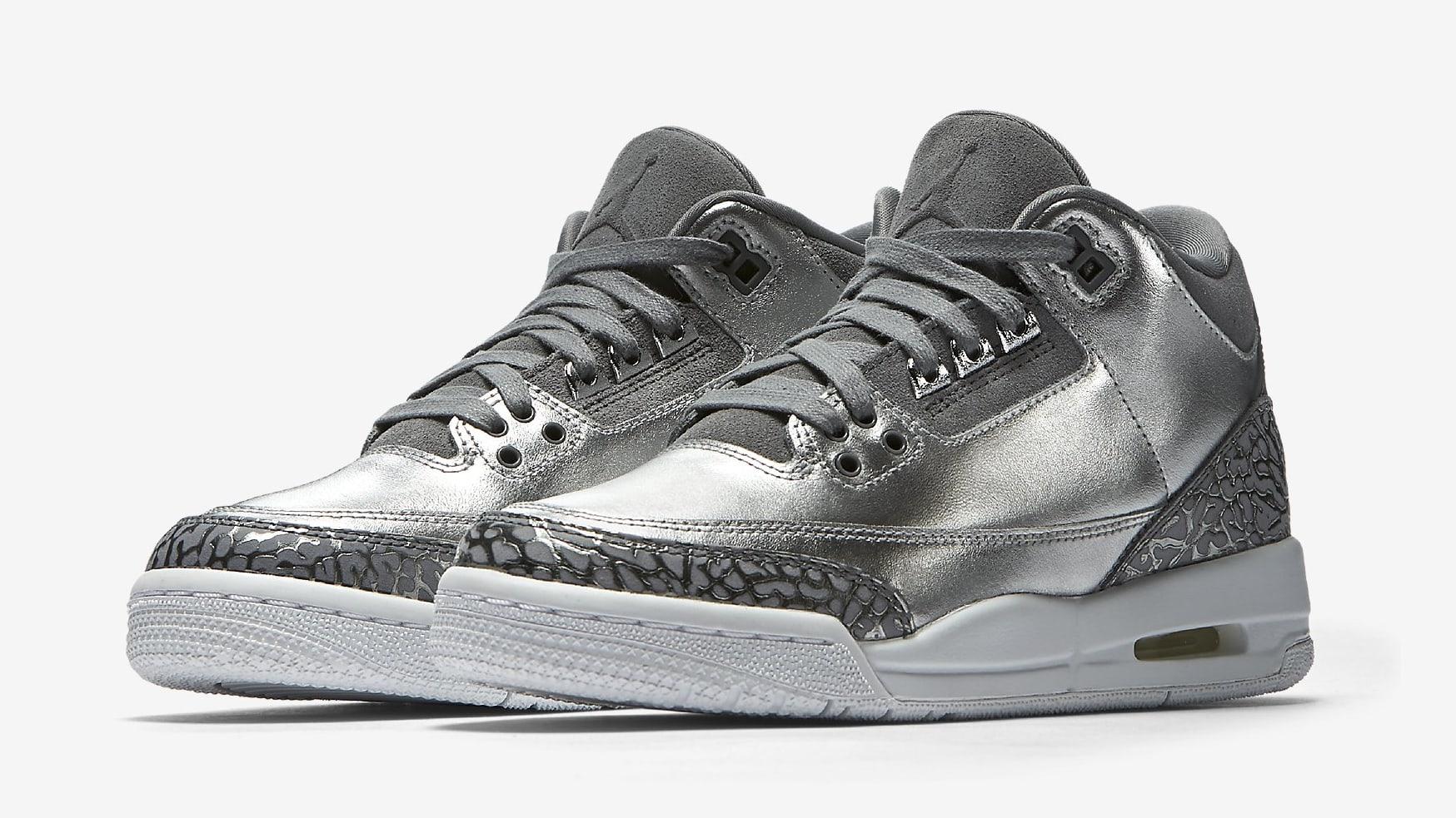 Air Jordan 3 Chrome