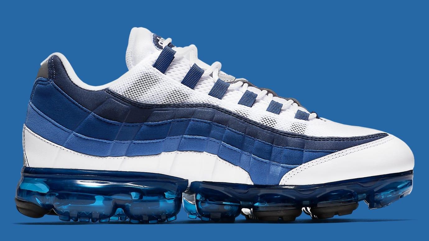 san francisco b7db9 73070 Image via Nike Nike Air VaporMax 95 Slate Release Date AJ7292-100 Medial