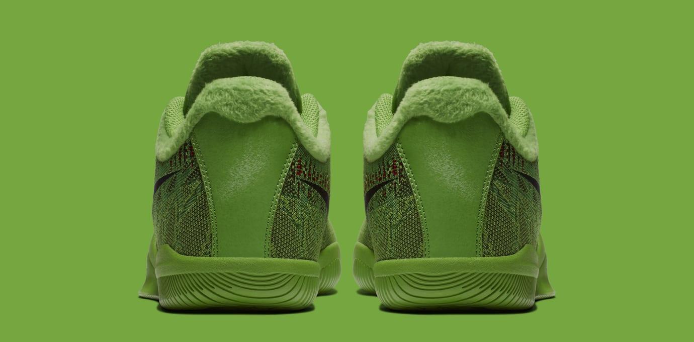 6b77478f5c480a Image via Nike Nike Mamba Rage EP  Electric Green  908974-300 (Heel)
