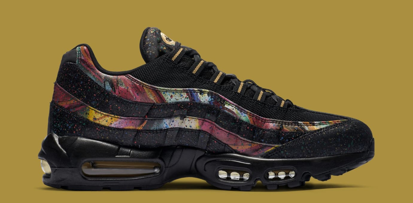 14fc689e3153 Nike Air Force 1 Low Air Max 95  Caribana  Pack Release Date
