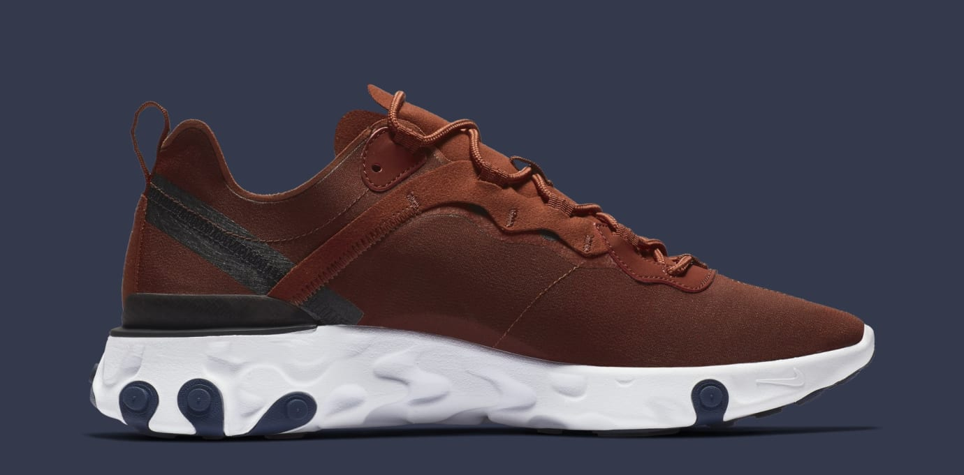 Nike React Element 55 'Brown' BQ6166-600 (Medial)