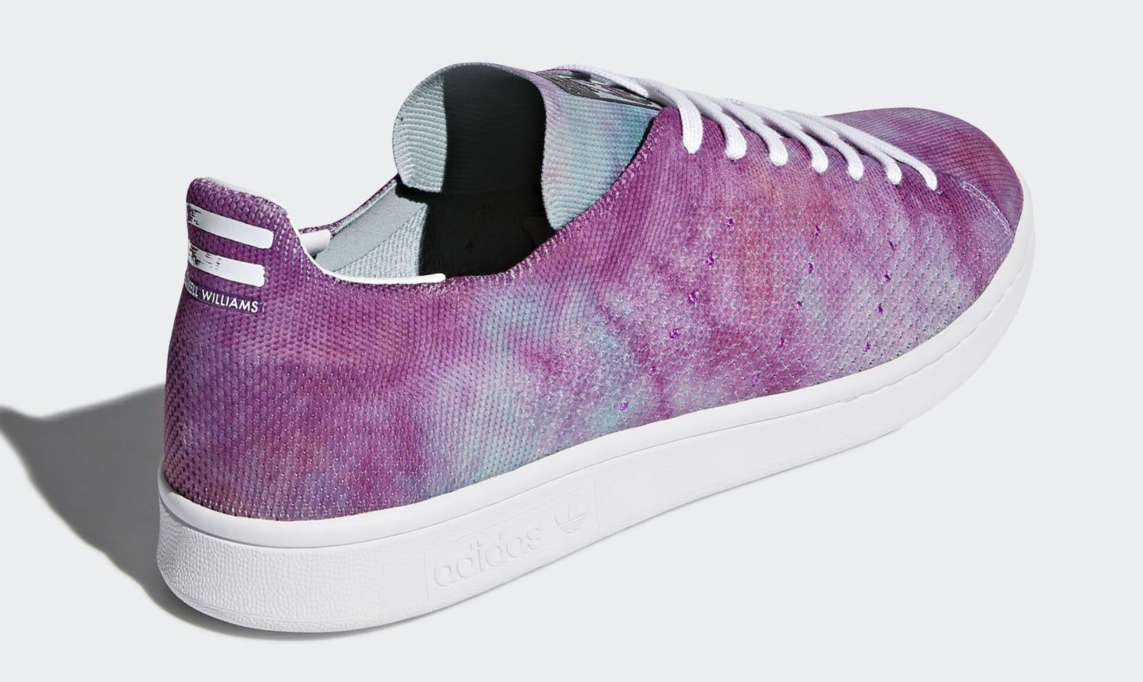 Pharrell x Adidas Stan Smith 'Holi' DA9612 (Heel)
