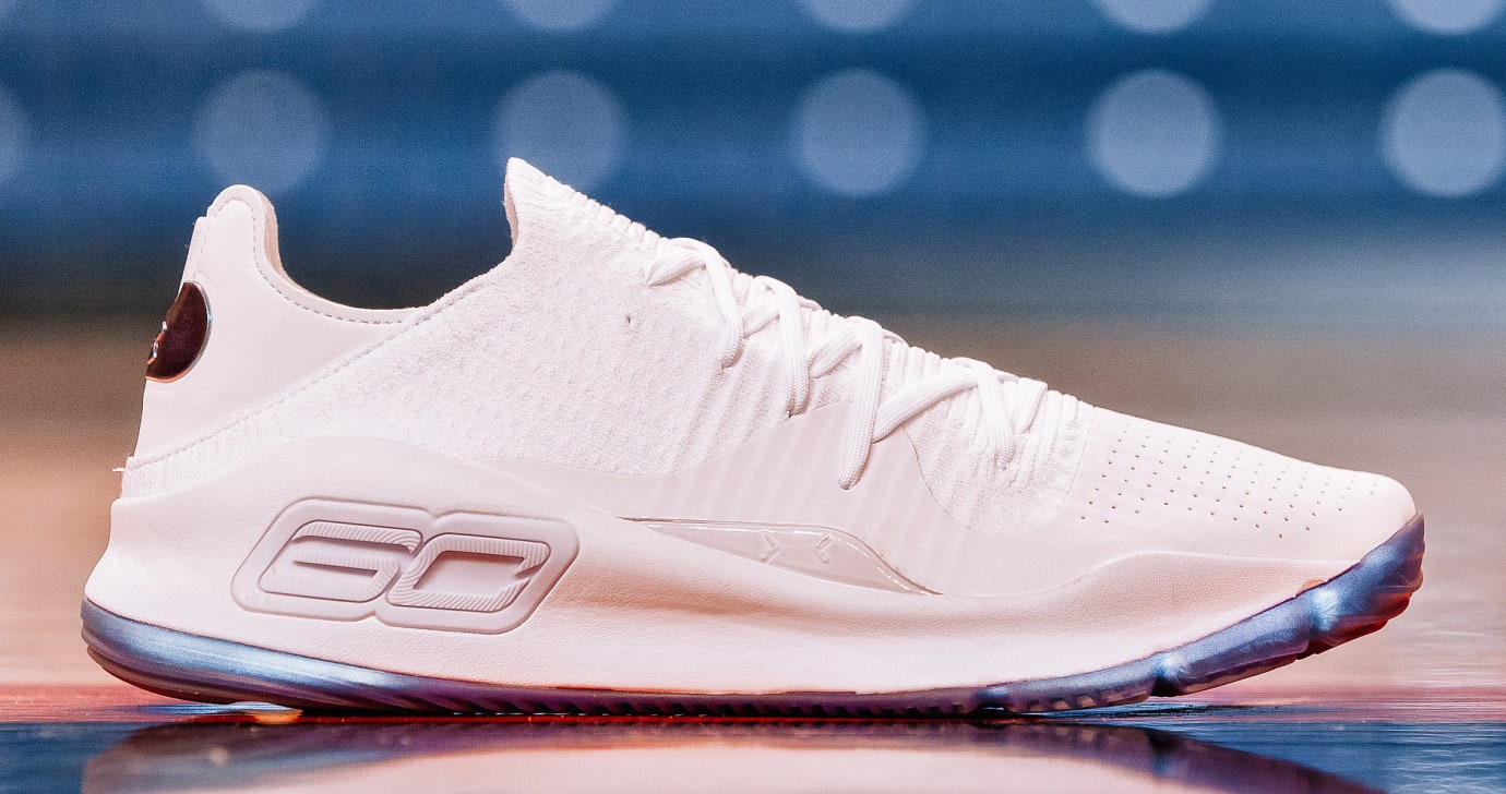 Under Armour Curry 4 Low 'Unleash Chaos'