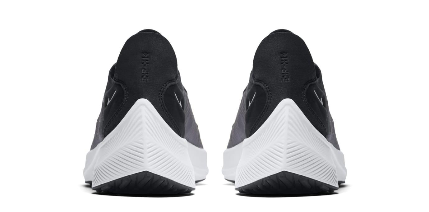 Nike WMNS EXP-X14 'Black/White/Wolf Grey' AO3170-001 (Heel)