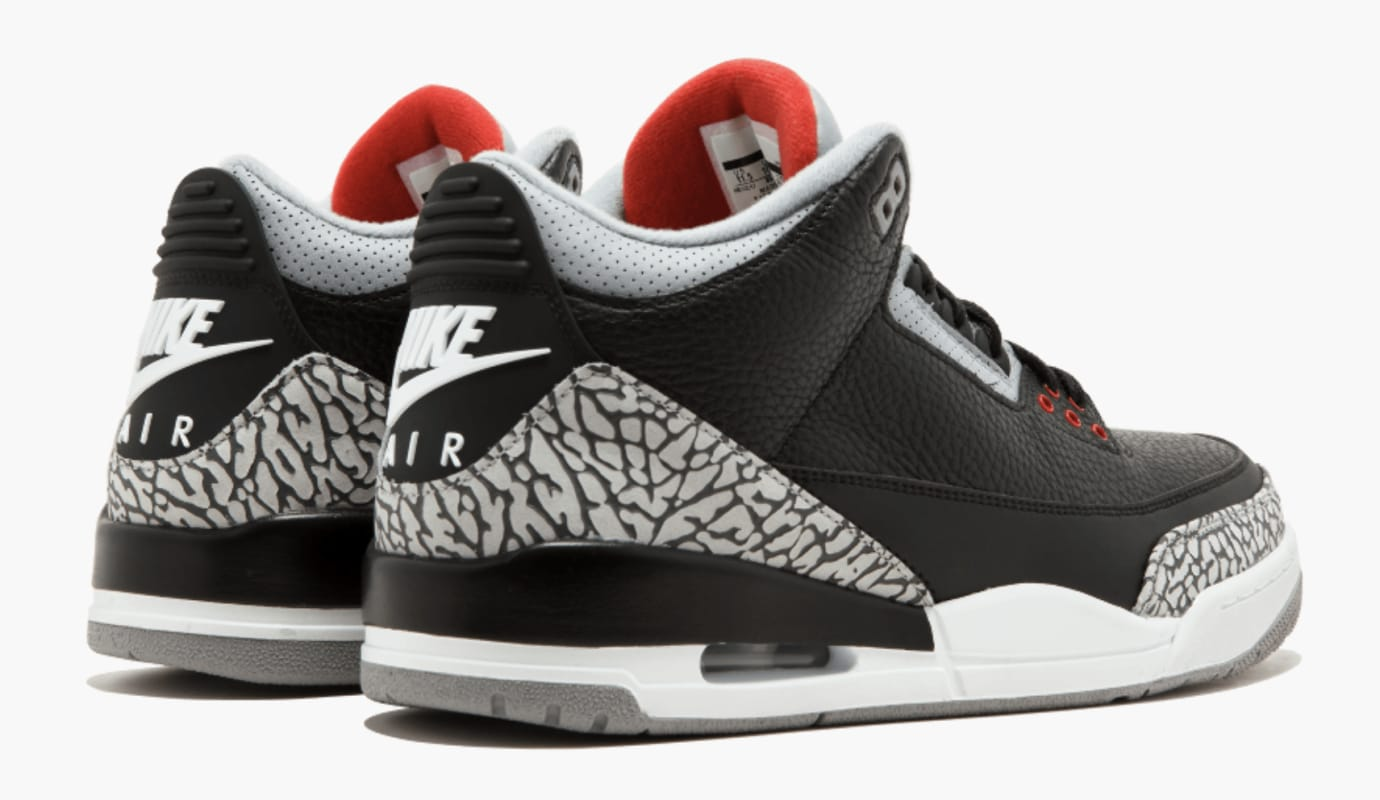 meet 463bc 84e45 Image via Stadium Goods Air Jordan 3 Retro OG