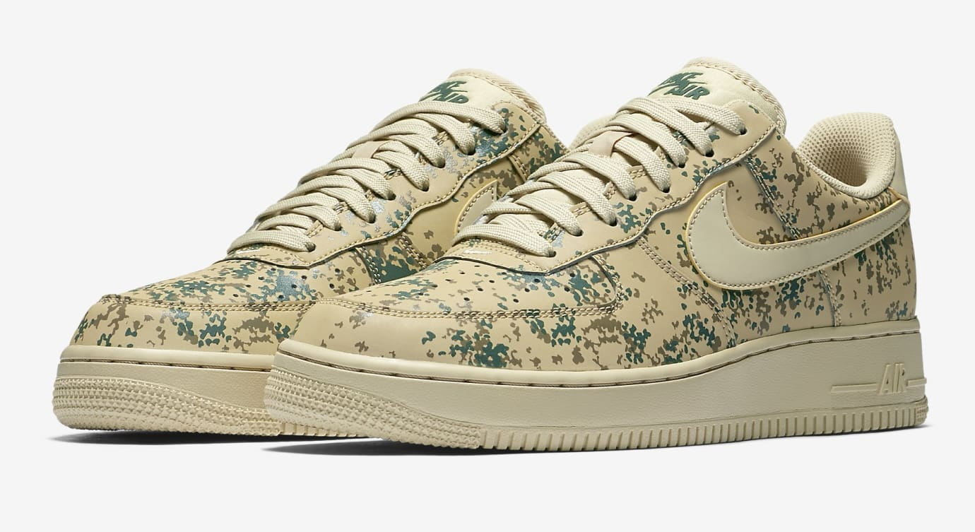 Nike Air Force 1 Low 'Country Camo' 823511-700 (Pair)