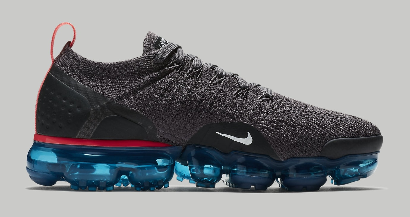 c41ab5a8e84a Nike Air VaporMax 2 Flyknit  Thunder Grey  Release Date Aug. 2018 ...