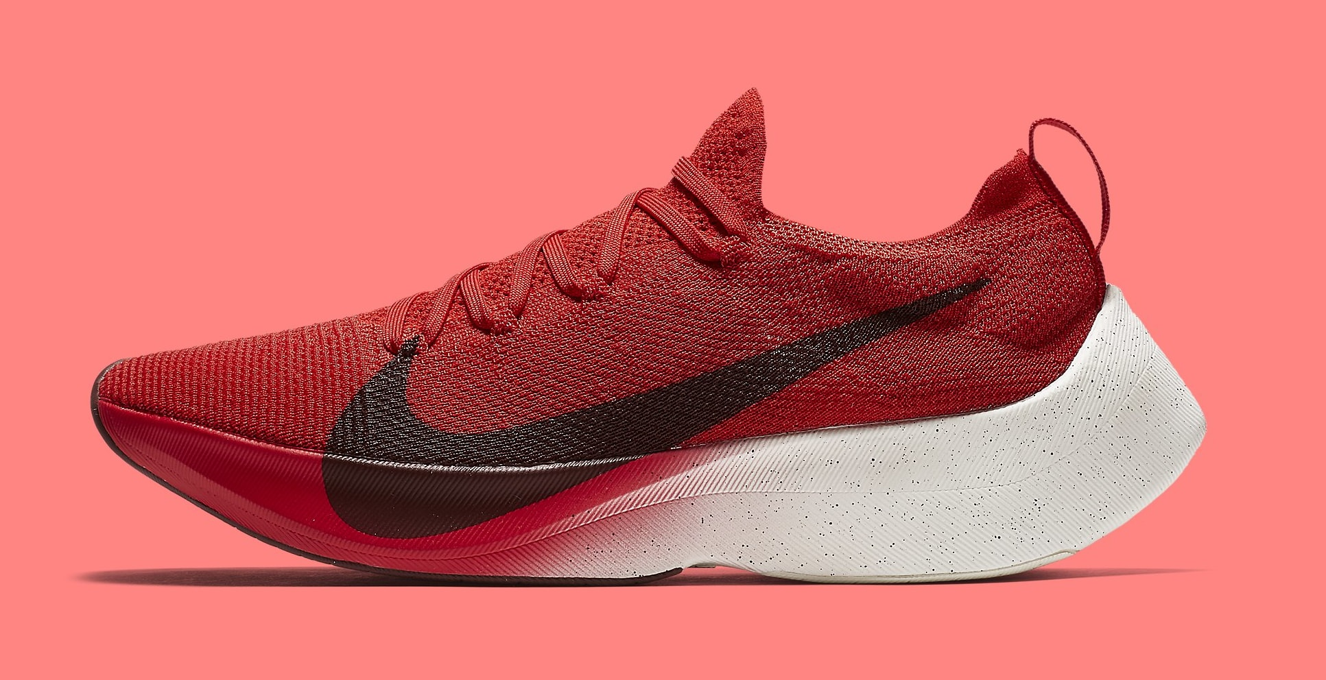 Nike Vapor Street Flyknit 'Red' AQ1763-600 (Lateral)