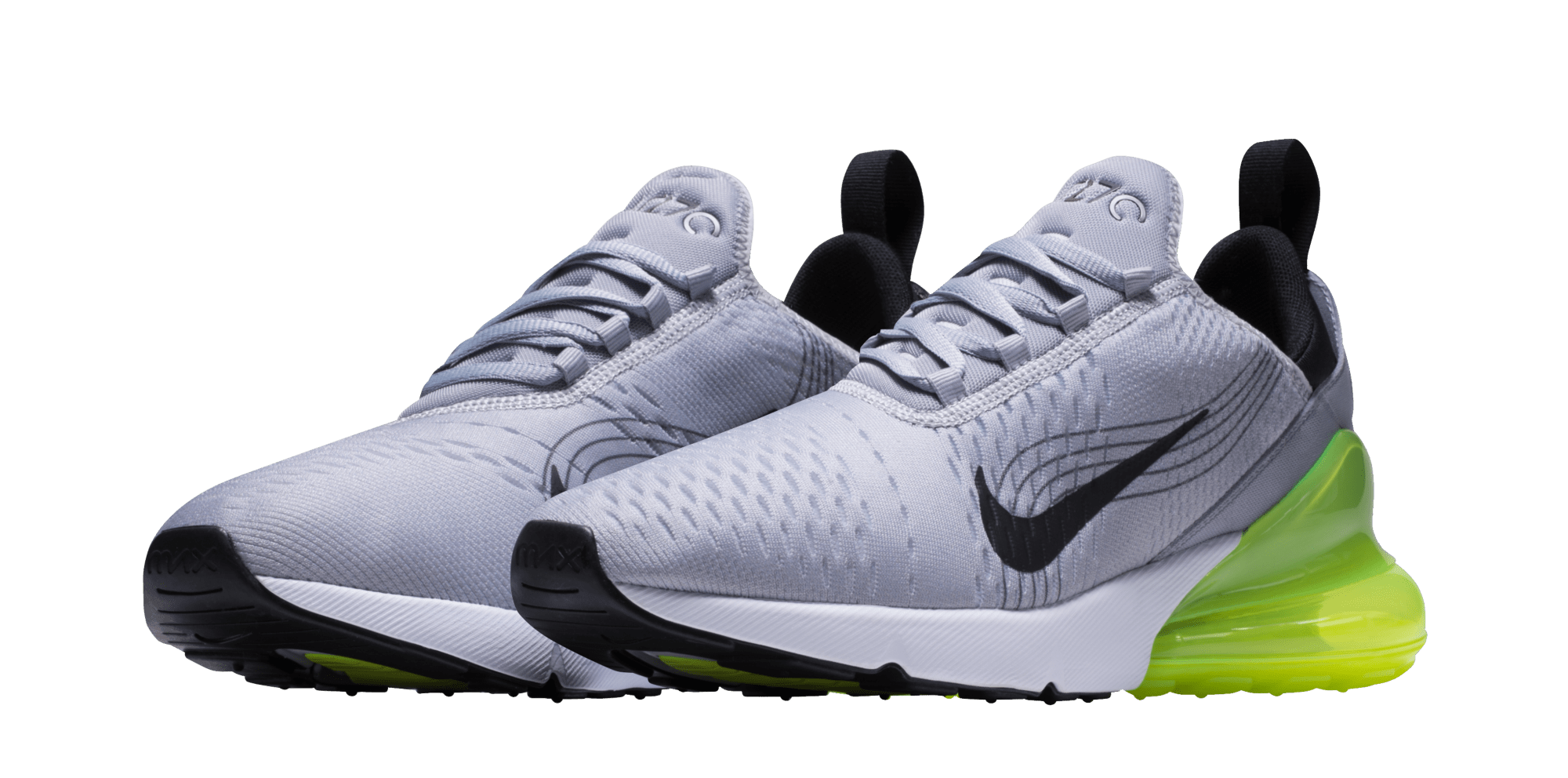 Nike Air Max 270 iD 'Mercurial Vapor' (Pair)