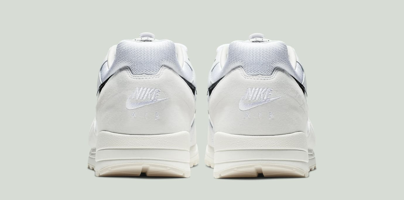 Fear of God x Nike Air Skylon 2 'White/Black-Light Bone-Sail' BQ2752-100 (Heel)