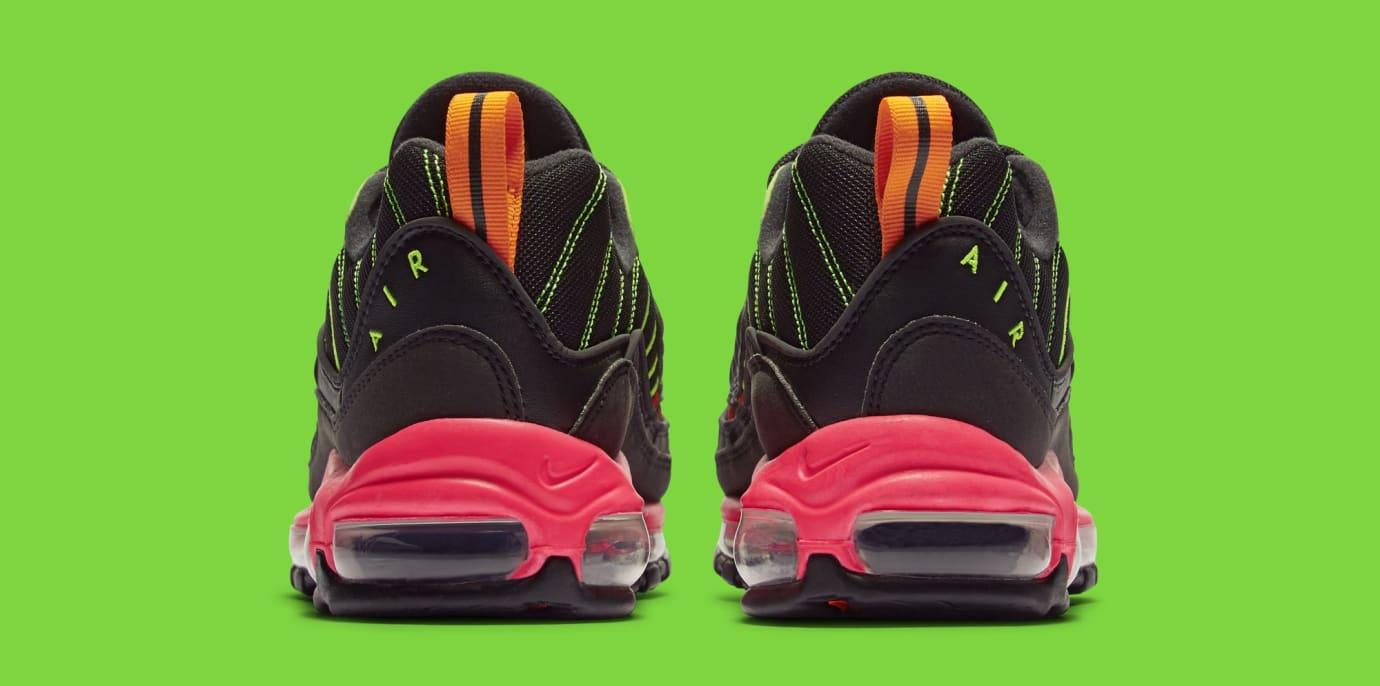 Nike Air Max 98 'Tokyo Neon' CI2291-083 (Heel)