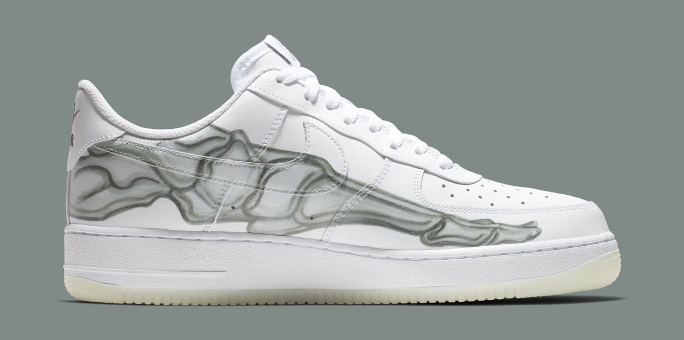cb47ecfdd2 Image via Nike Nike Air Force 1 'Skeletal Force' BQ7541-100 (Medial)