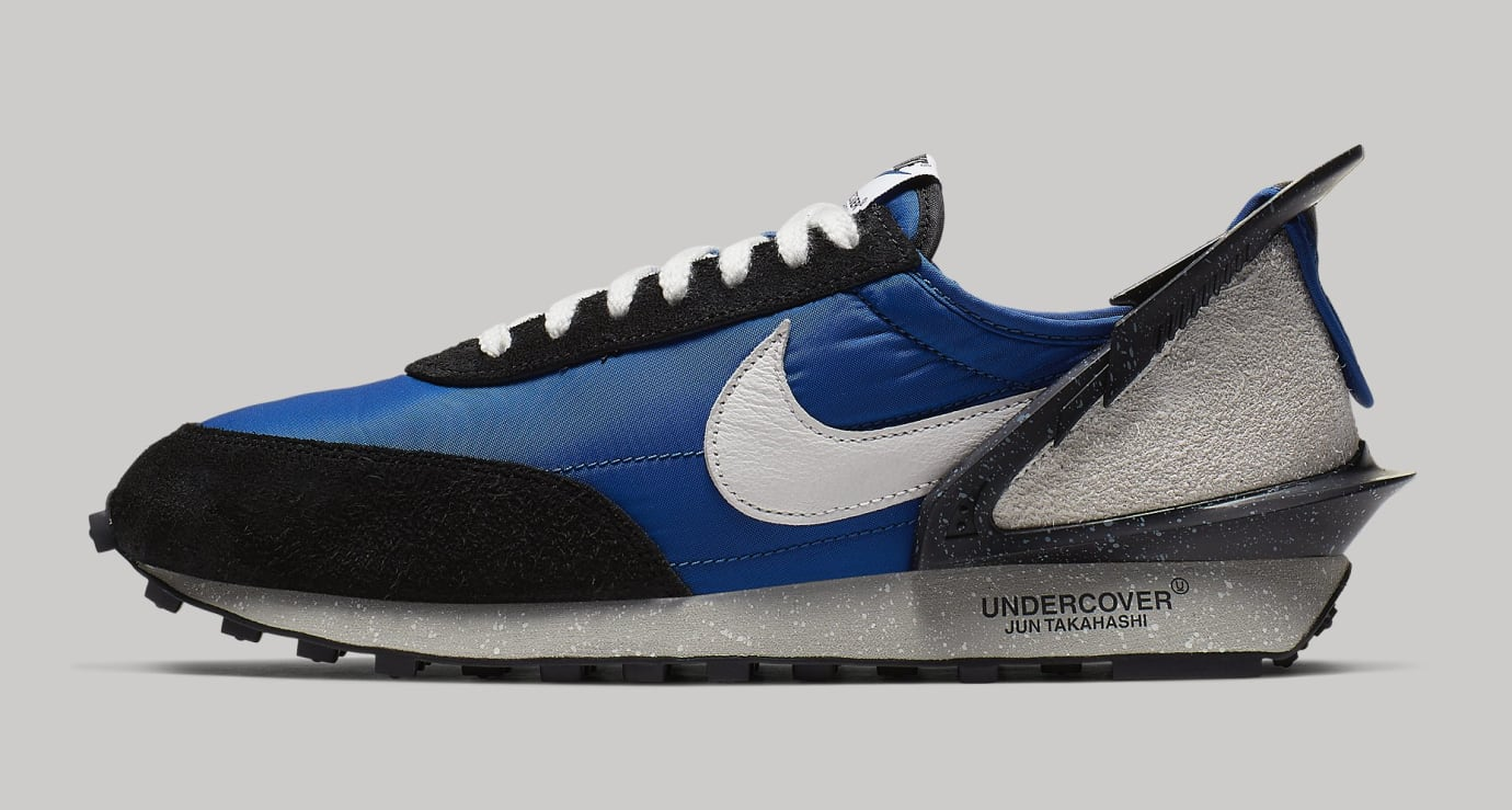 Undercover x Nike Daybreak Blue Jay/Summit White-Black BV4594-400 Lateral