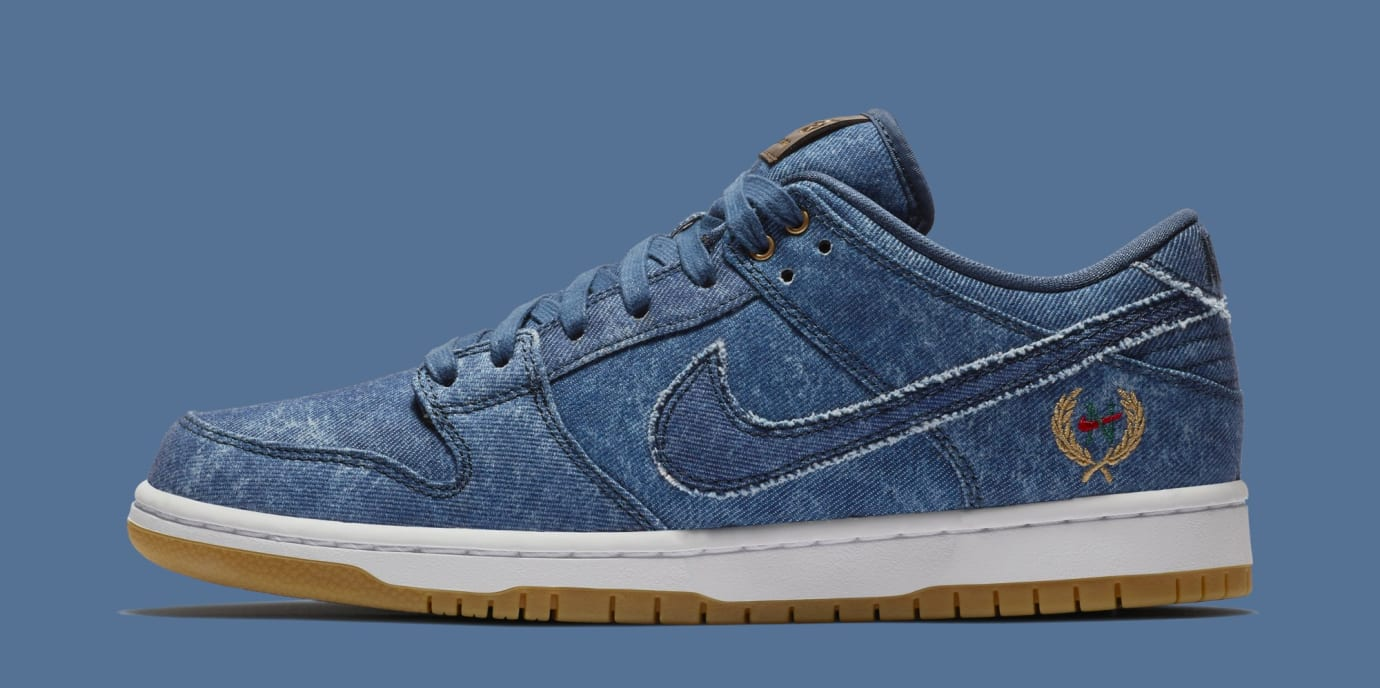 339a5c89677 Nike SB Dunk Low  Biggie  883232-441 (Lateral)