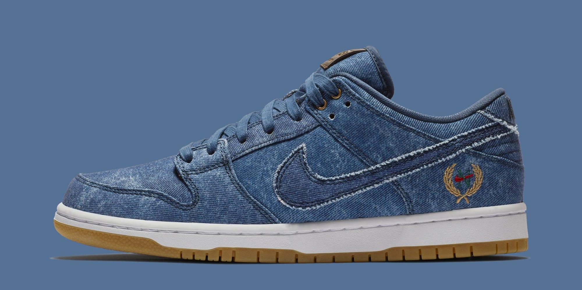 Nike SB Dunk Low 'Biggie' 883232-441 (Lateral)