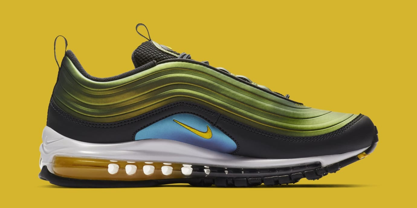 Nike Air Max 97 'Anthracite/Amarillo-Summit White' AV1165-002 (Medial)