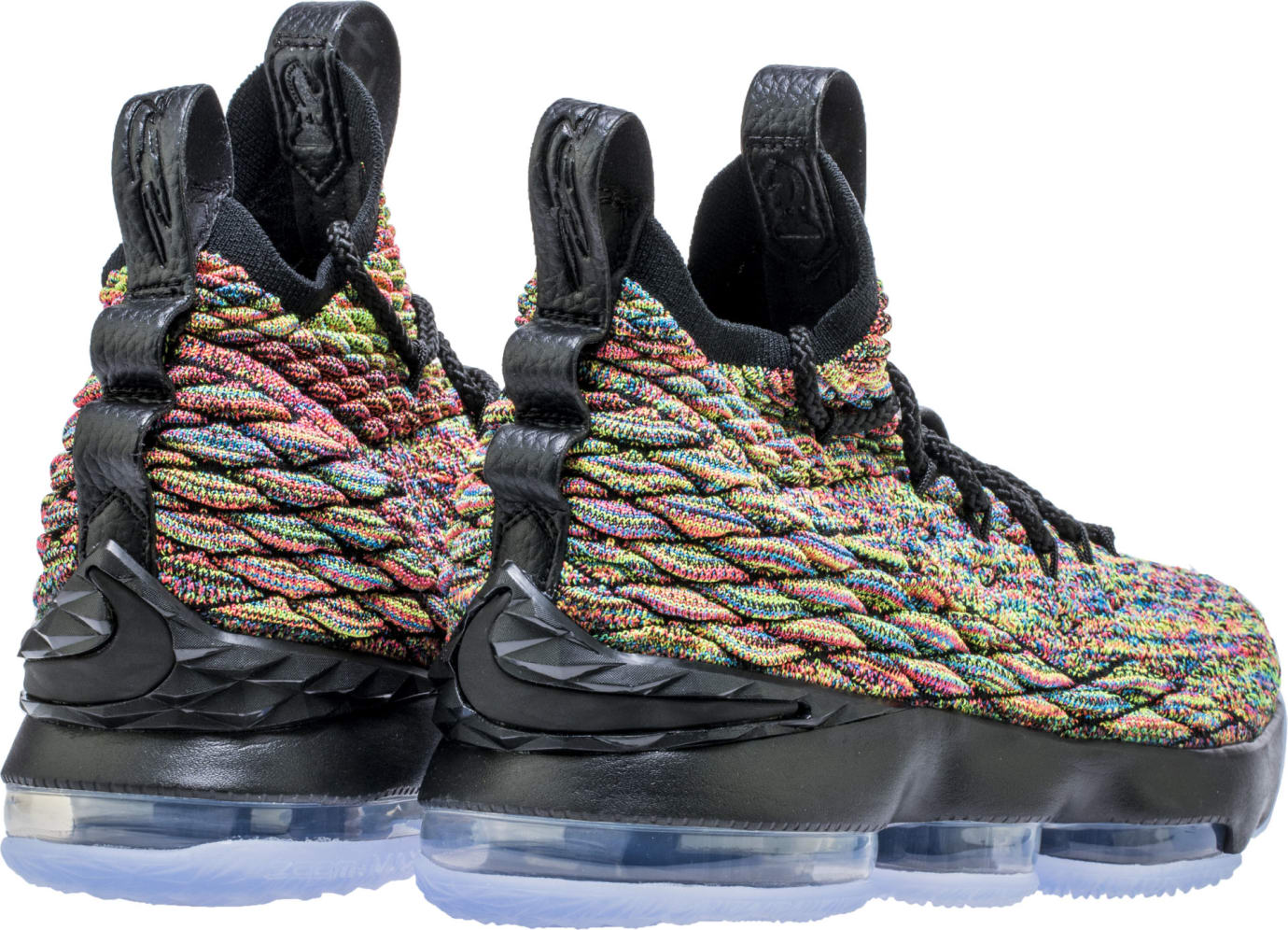 50565492fec ... where to buy nike lebron 15 gs black fruity pebbles release date heel  631d4 e072f