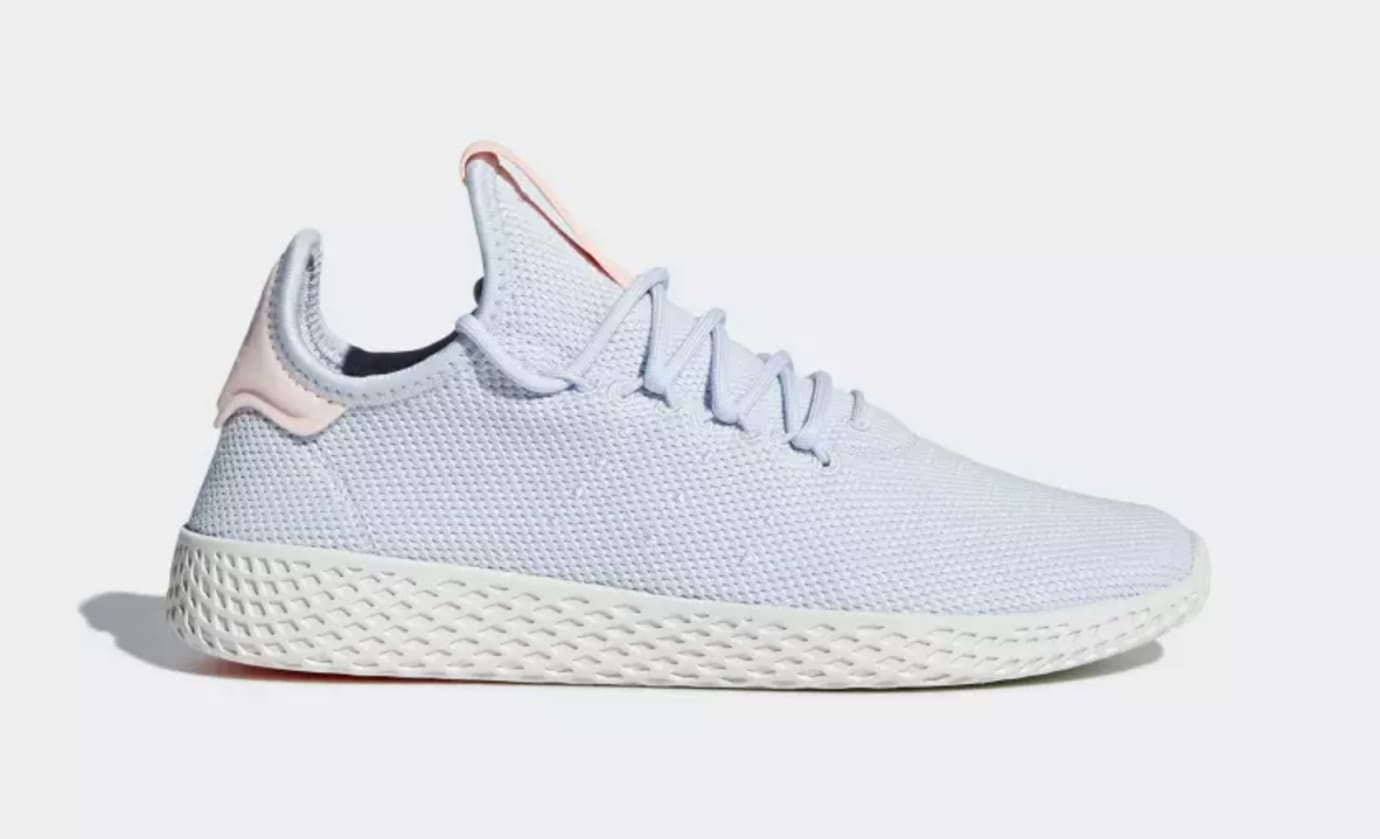 Pharrell x Adidas Tennis Hu B41884 (Lateral)