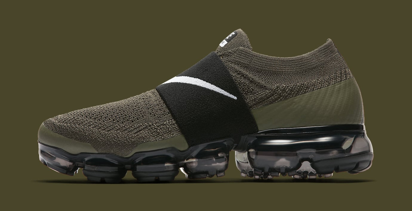 db1378c440 Olive Nike Air VaporMax AA4155-300 Release Date | Sole Collector