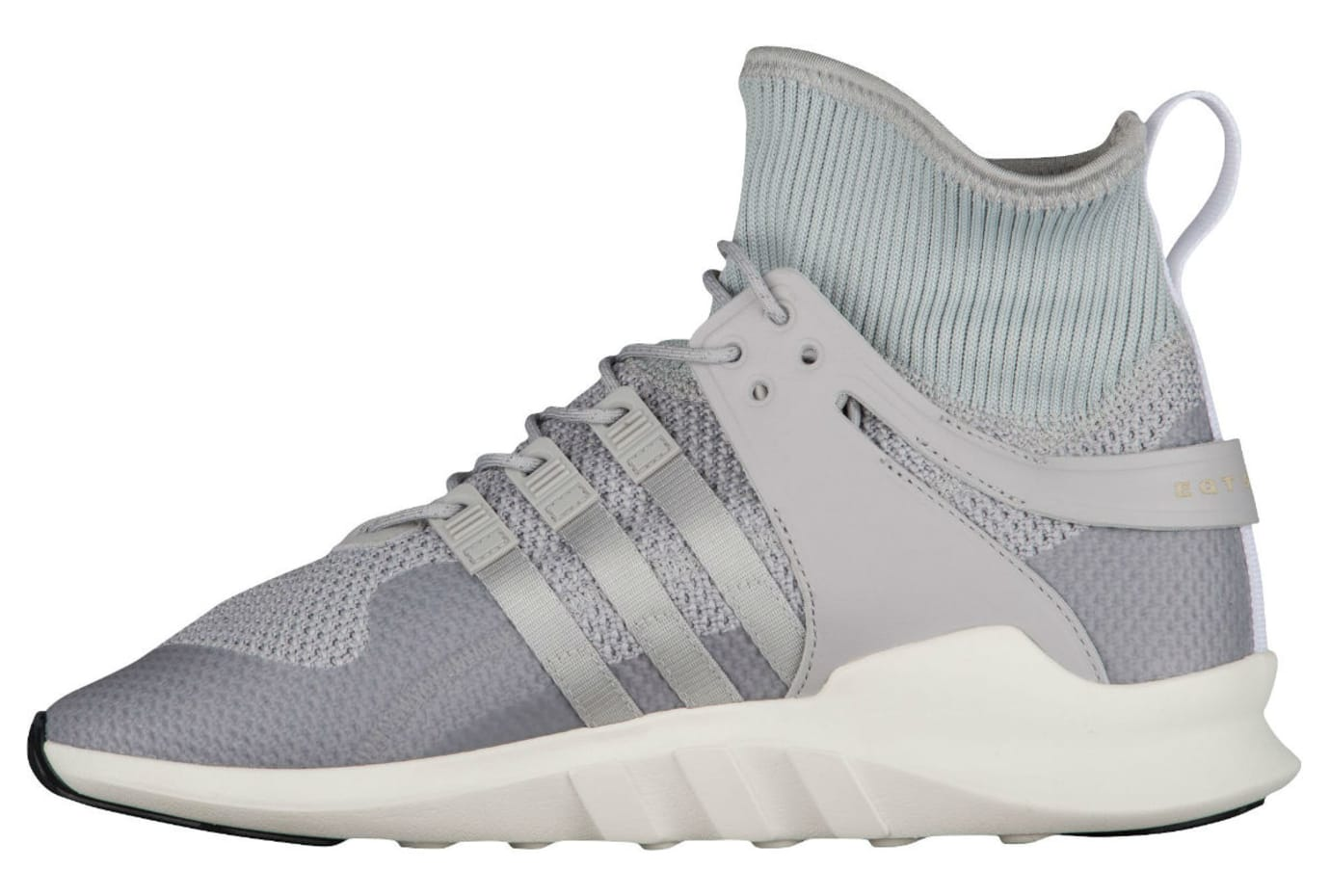 online store 77d48 f76fc Adidas EQT Support ADV Winter Grey Two White Release Date Medial