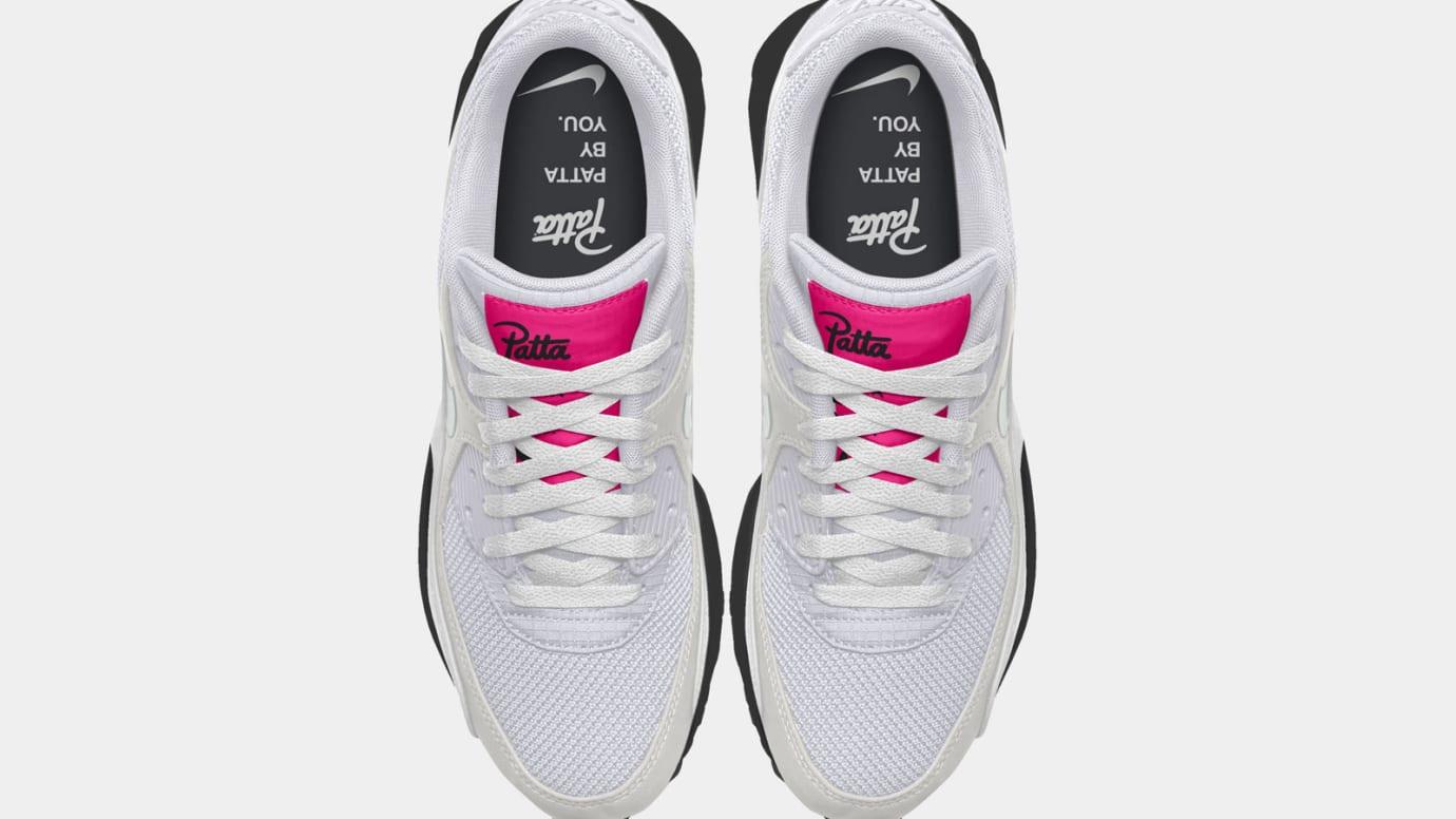 b5ae4cfb0c Nike x Patta By You Air Max 90 x 95 Air Max 95 x 90 Release Date ...