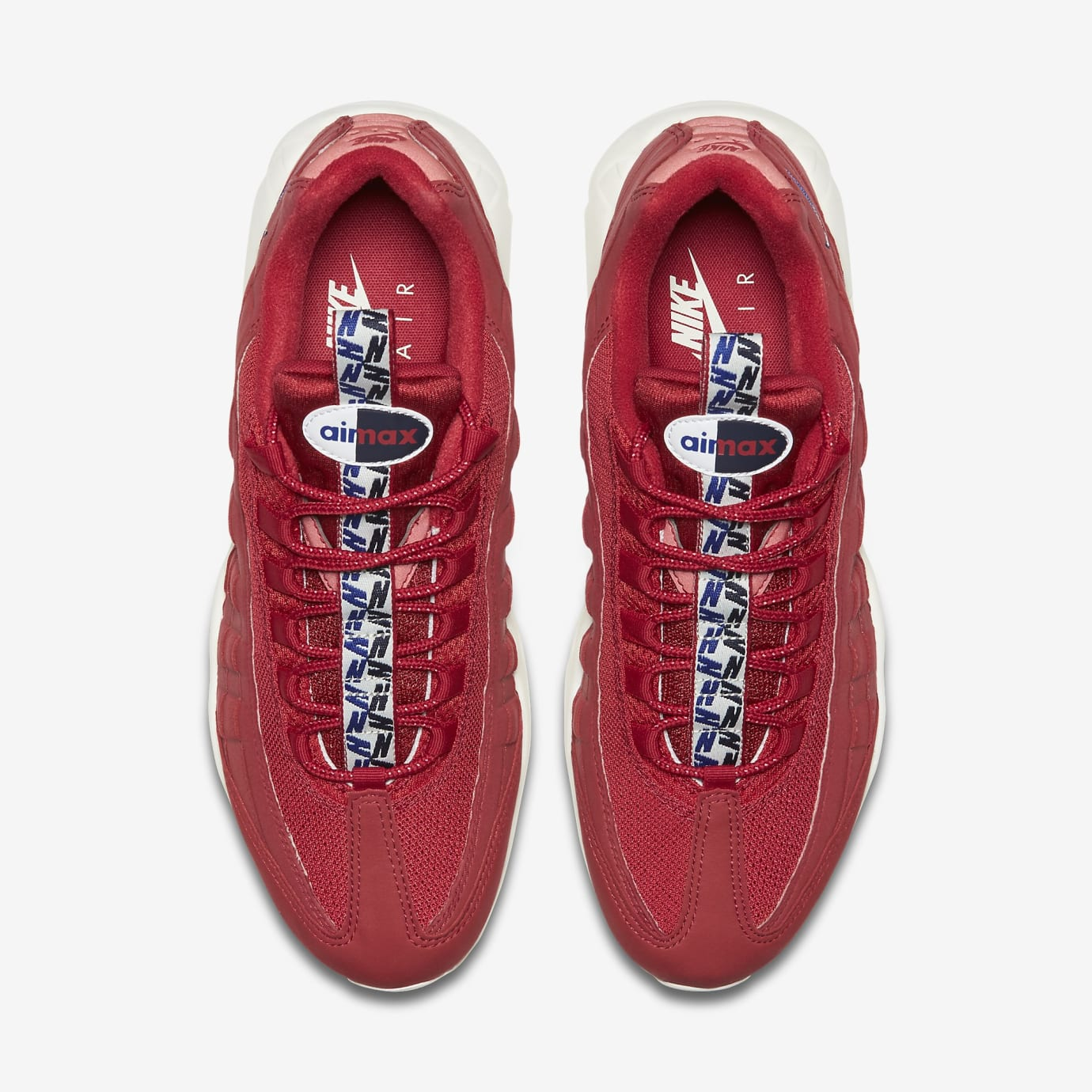 Available Now: Nike Air Max 95 Pull Tab Pack The Drop Date