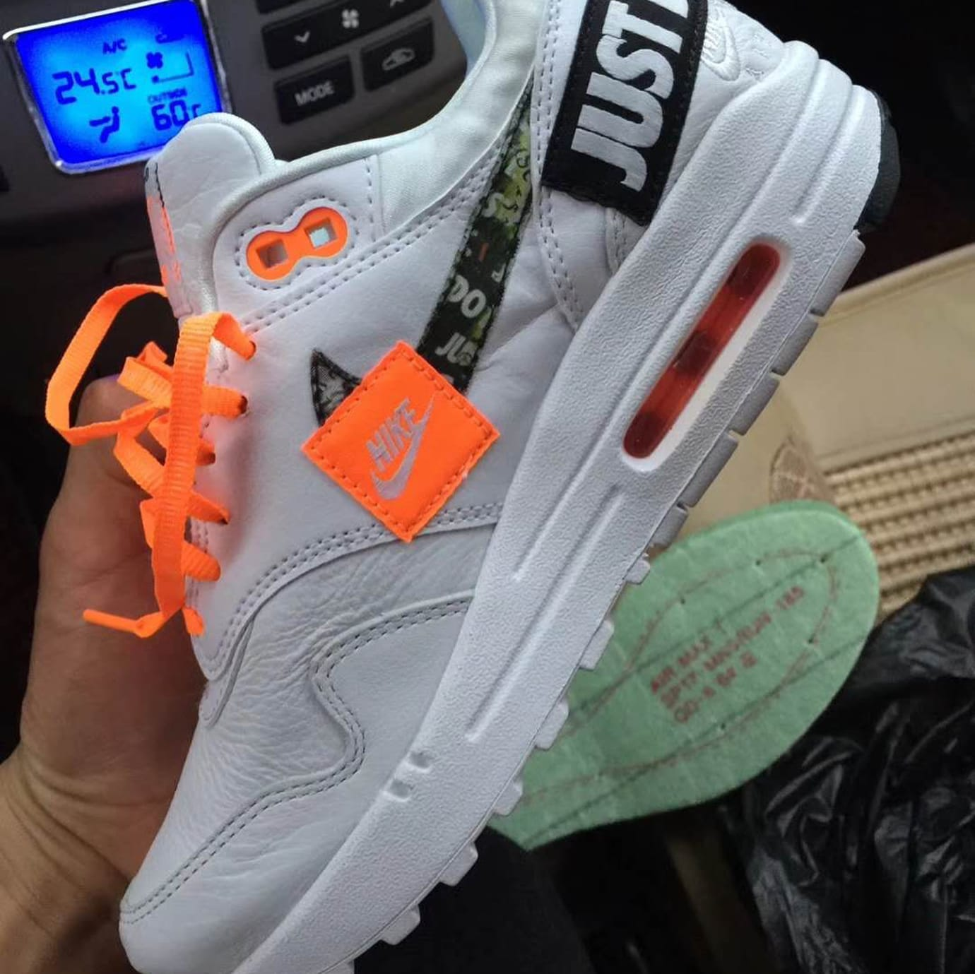 773e73ee4b1 Nike Air Max 1  Just Do It  Pack (Women s)