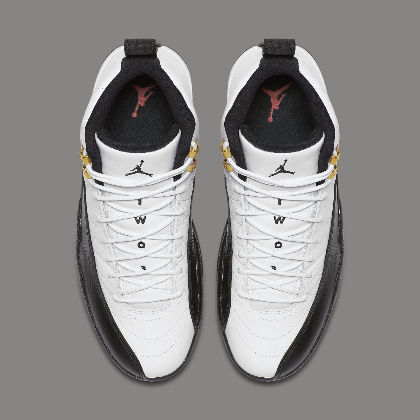 finest selection d83fe cc9e2 Image via Nike Air Jordan 12  Taxi  130690-125 (Top)