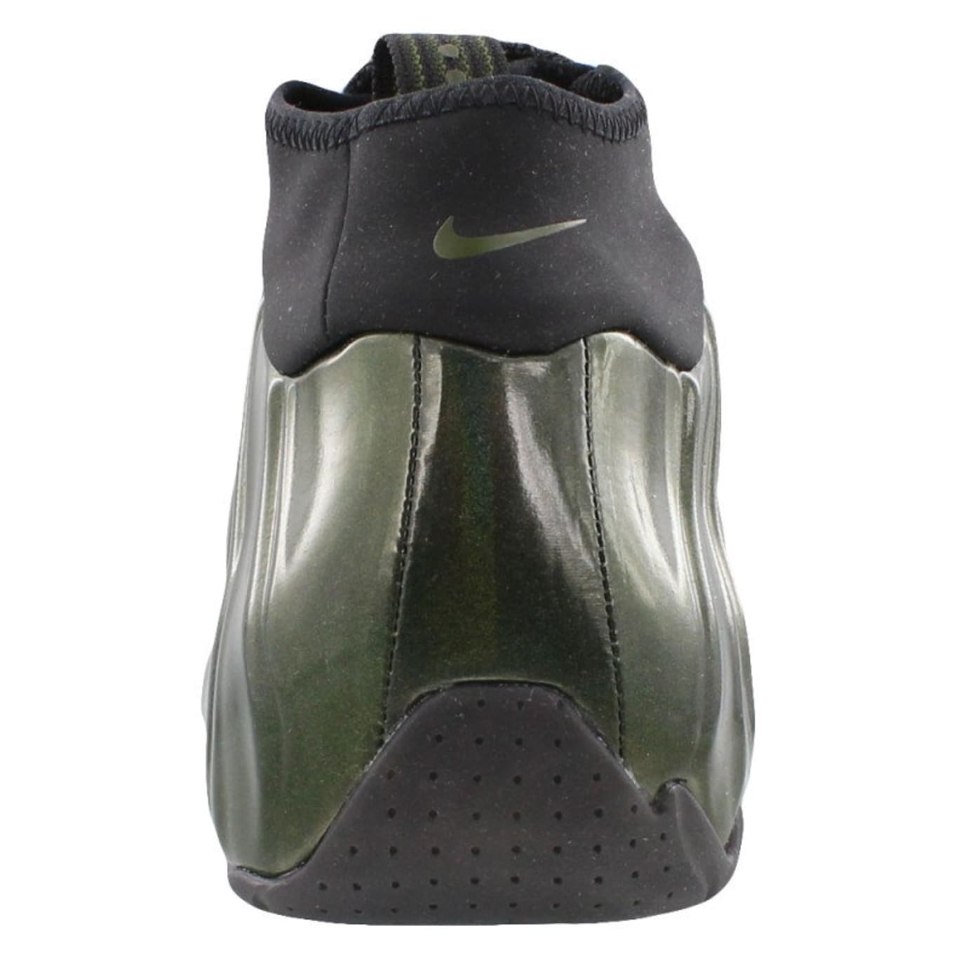 38e0cc7c2c Image via City Gear Nike Flightposite  Legion Green  AO9378-300 (Heel)