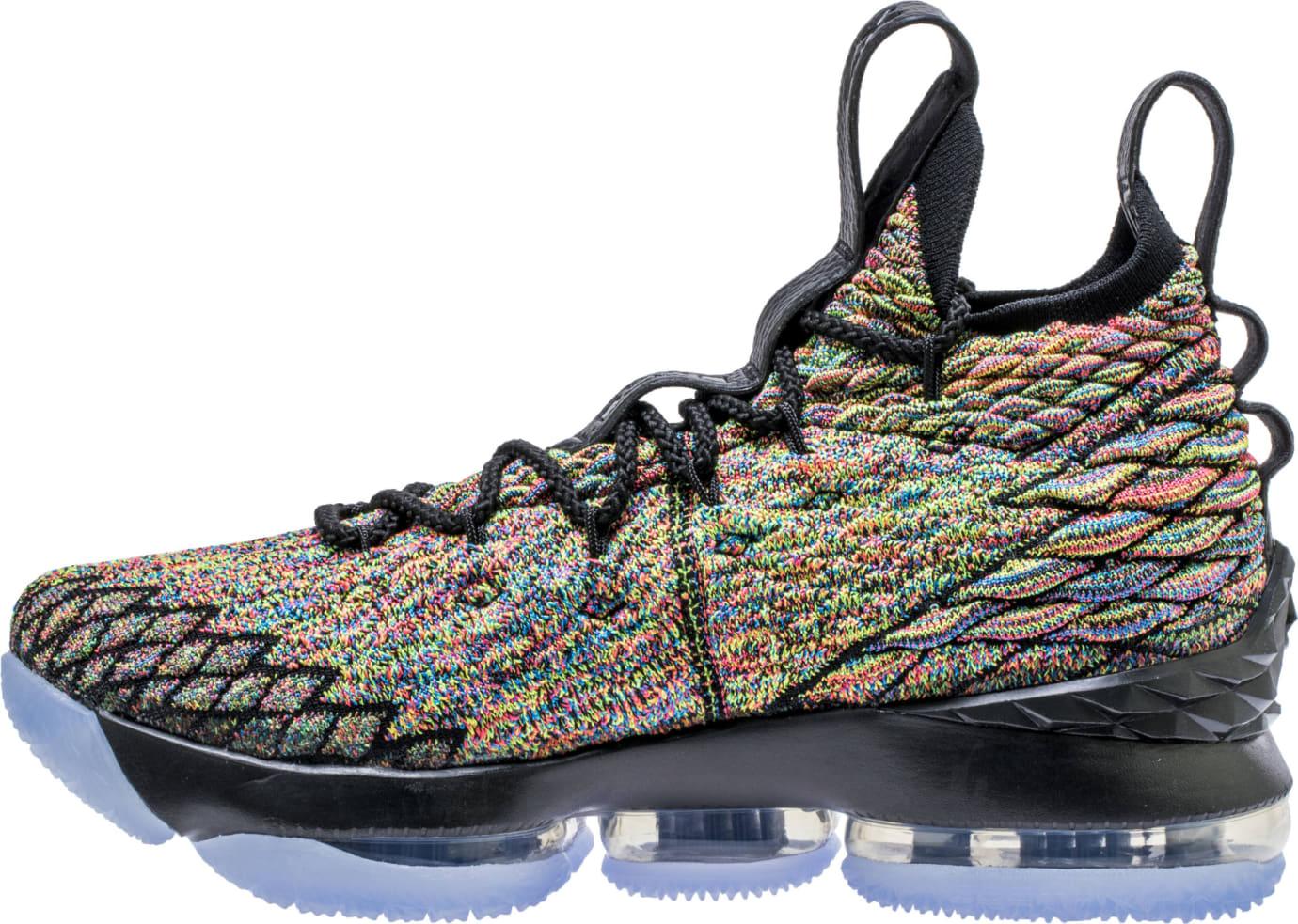 f786422361a Nike LeBron 15 Black Four Horsemen Release Date 897648-901