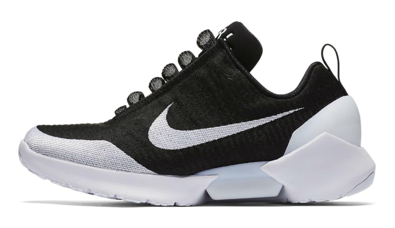 93d26f0a7bd3a Nike HyperAdapt 1.0 Black/White Release Date AH9389-011 AH9389-102 ...