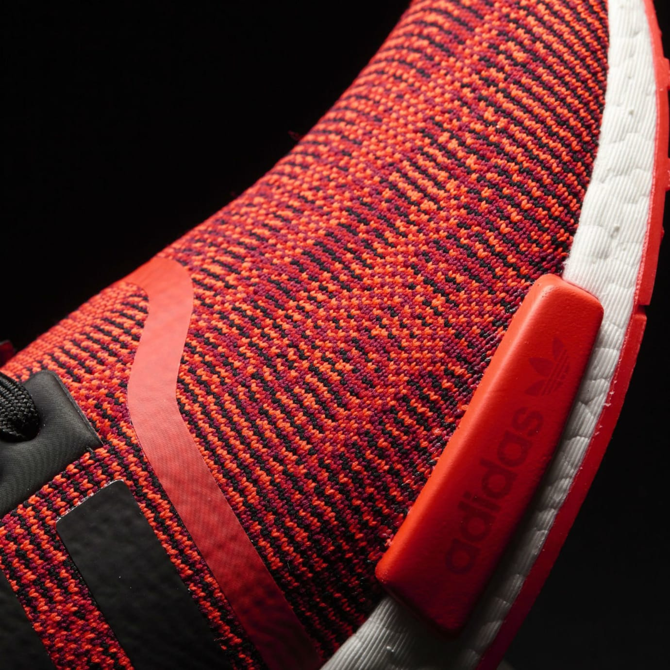 Adidas NMD Red Apple 2.0 Release Date Toe CQ1865