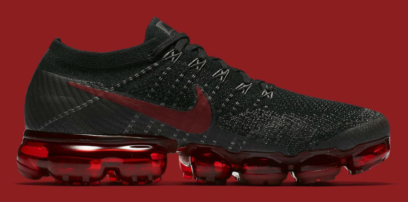 ba1c4834fa Nike Air VaporMax Bred Release Date 849558-013 Main | Sole Collector