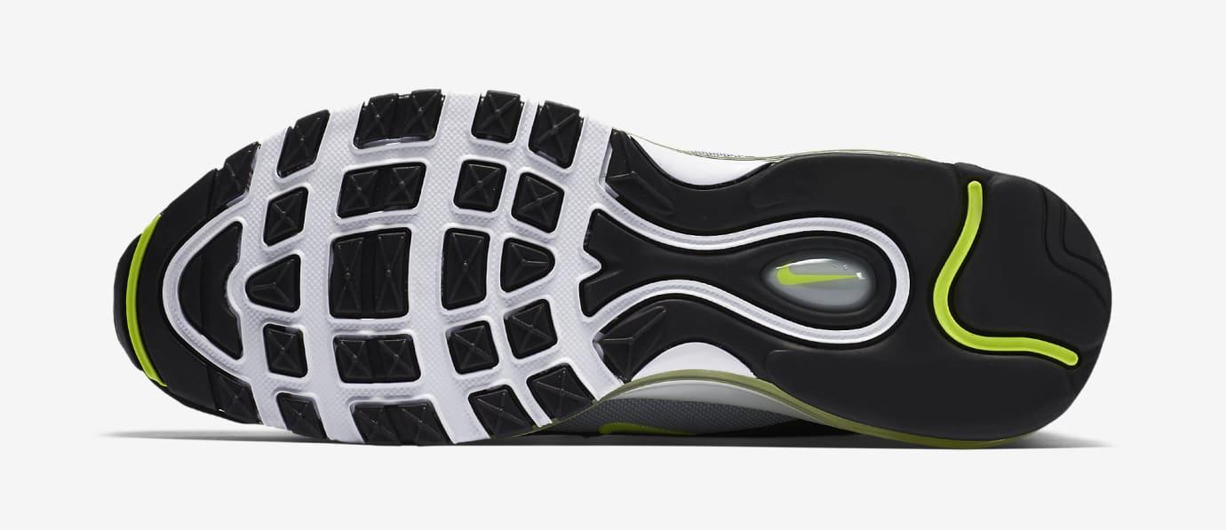 Neon Nike Air Max 97 921826-004 Sole