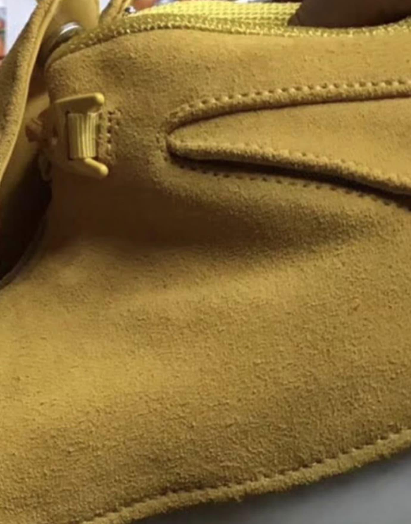 Air Jordan 18 'Yellow' (Detail)