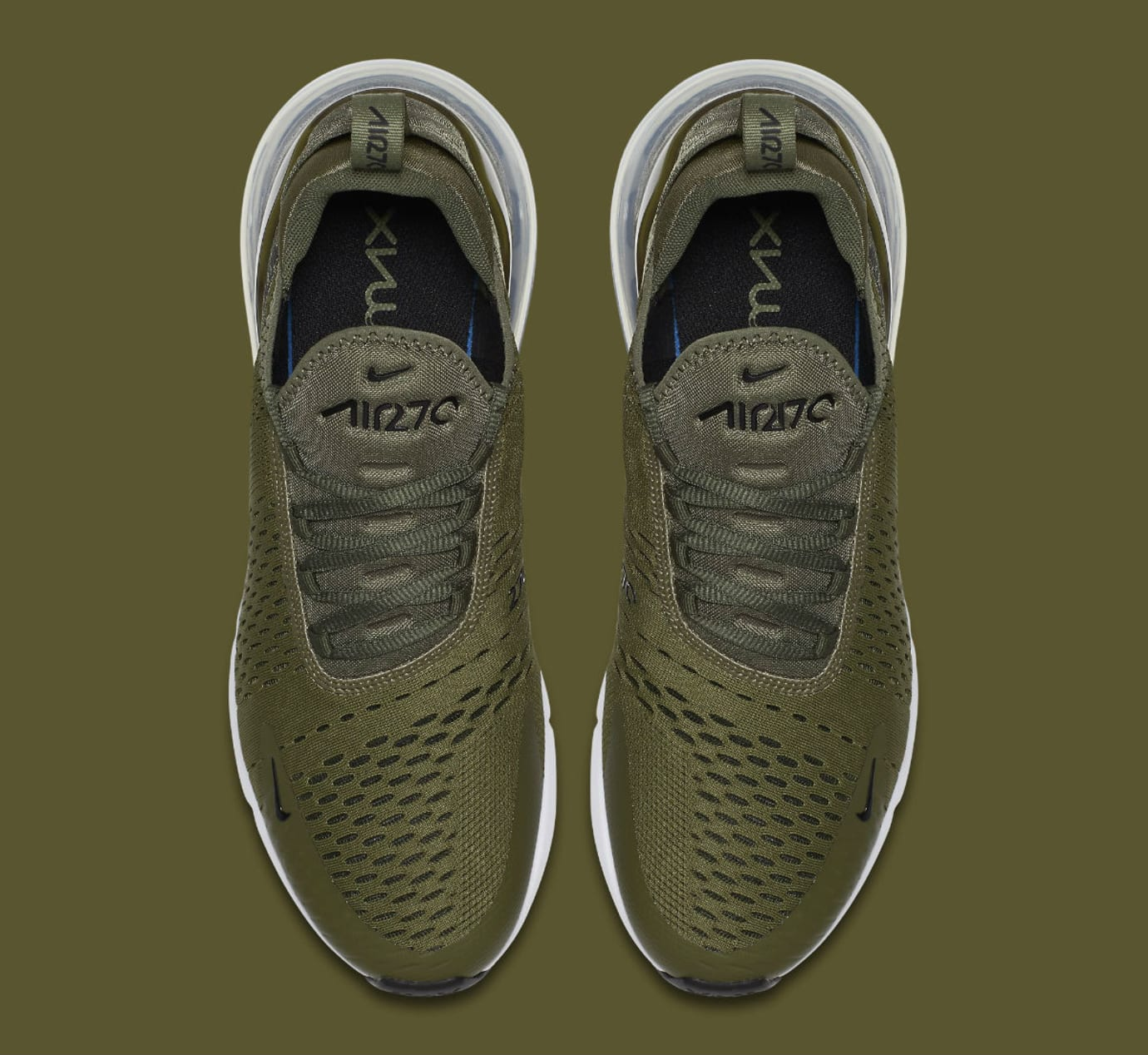 online store 97d60 b97f3 Nike Air Max 270 Olive Release Date AH8050-201 | Sole Collector