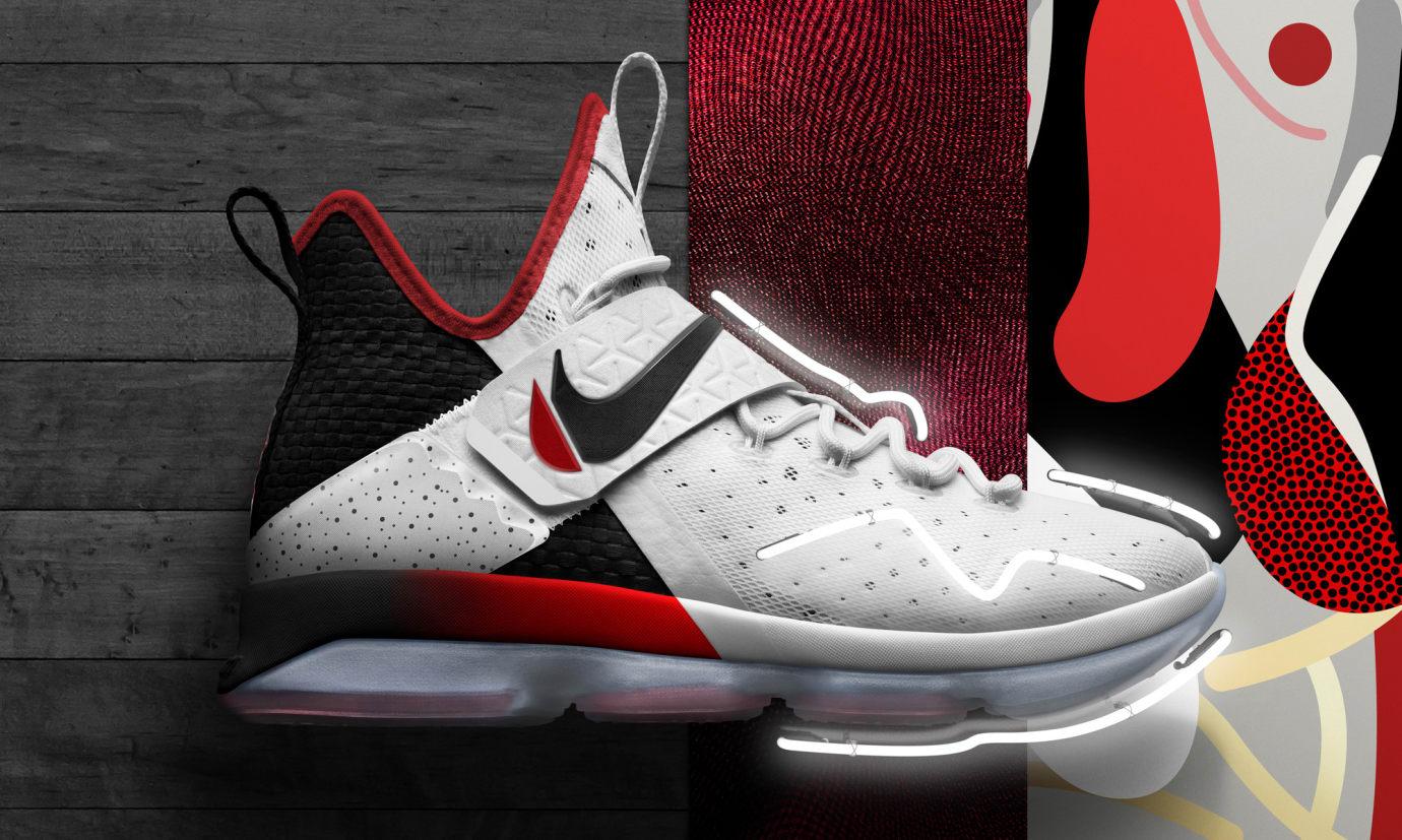 Nike LeBron 14 Flip the Switch